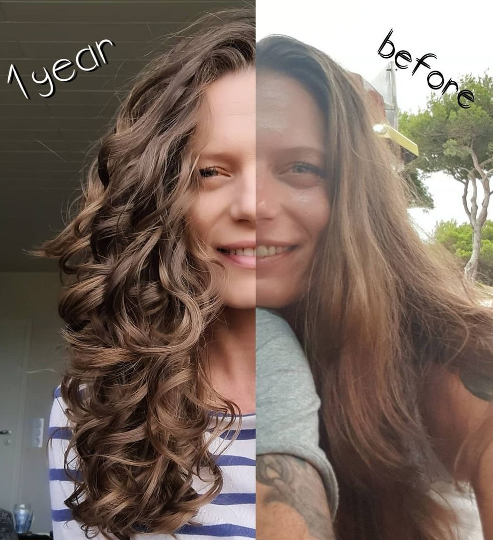 Curly Hair Method for Wavy Hair Benefits