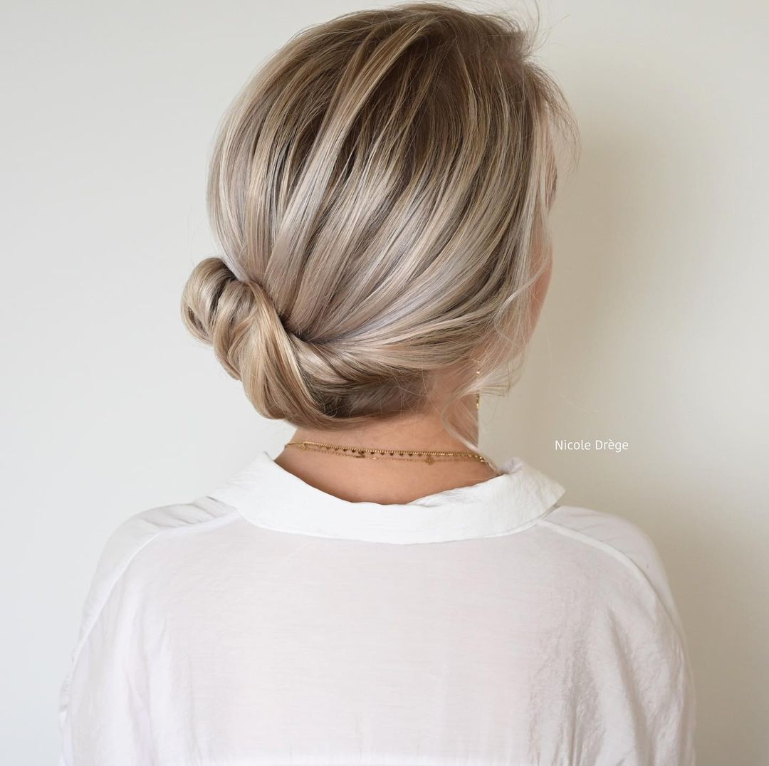 French Bun Hairstyle for 2021