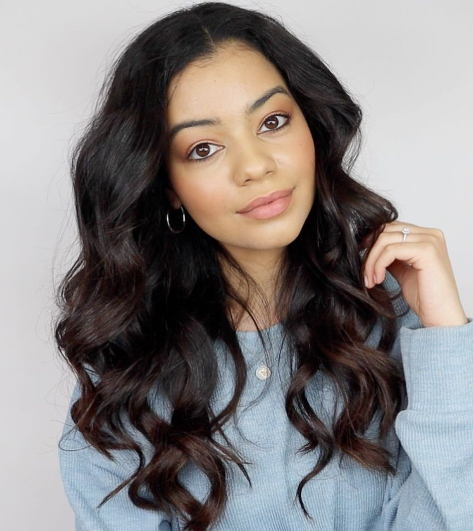 Perfect Waves with a Curling Wand