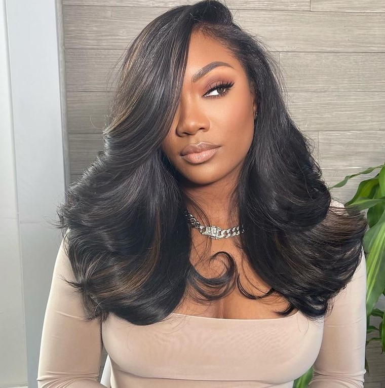 Gorgeous Long Weave Hairstyle