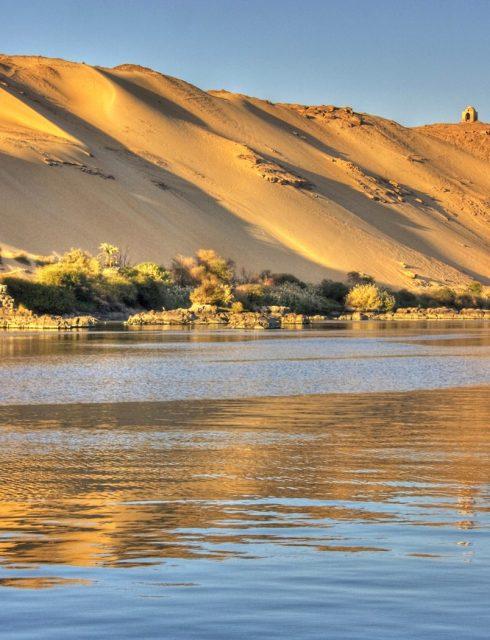 موضوع تعبير عن نهر النيل للصف الرابع الابتدائي
