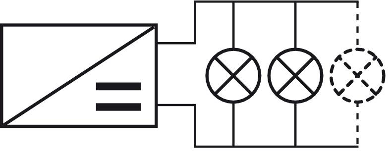 Netzteil, Häfele Loox, 12 V Konstant-Spannung , ohne