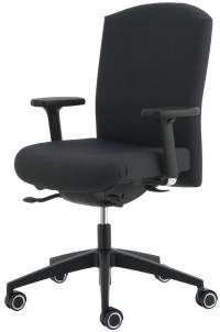 Office Chair Seat Cover Fabric - Velcromag