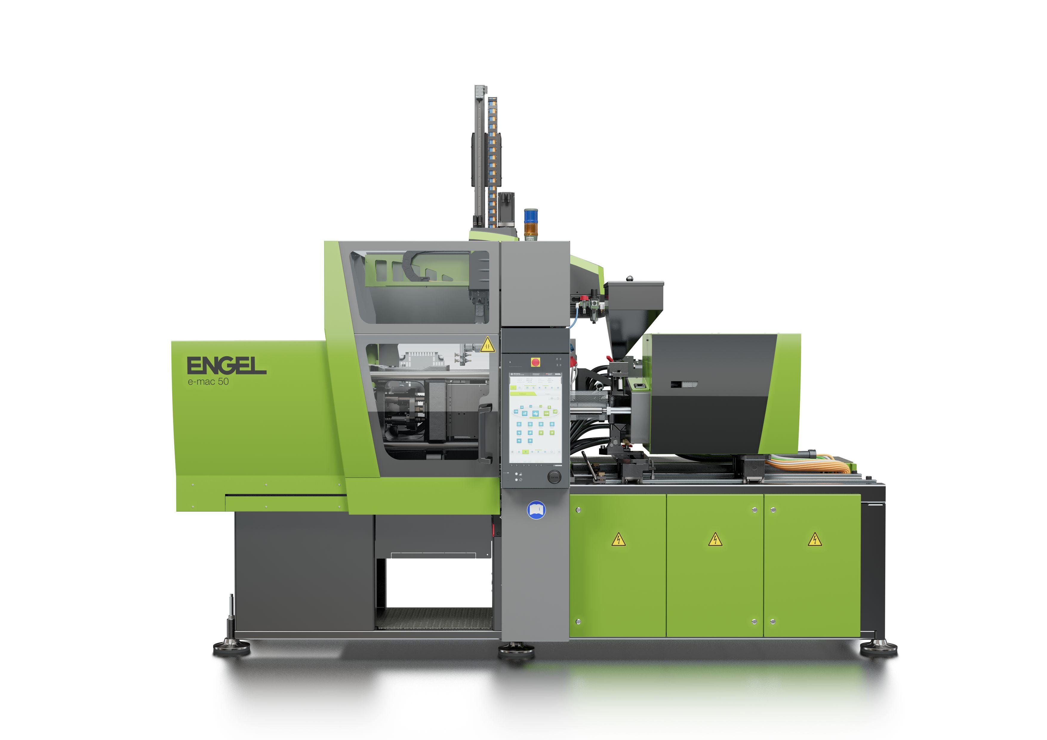 New Fully Electrical Engel E Machine