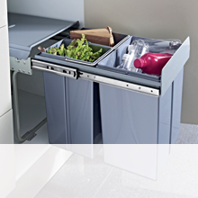 blum kitchen bins design your own island living commercial solutions hafele u k shop t20 32041