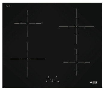 smeg induction hob wiring diagram typical light switch touch control with straight edge glass 600 mm