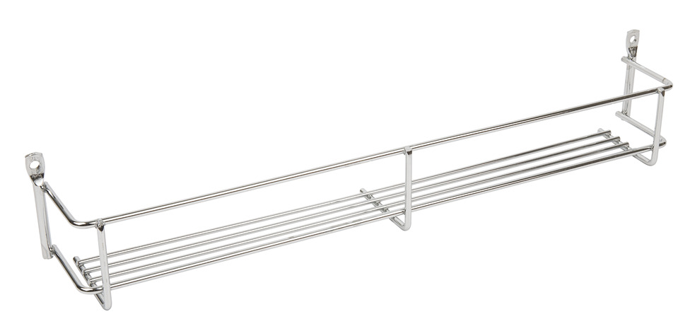 Spice and Packet Rack, One Tier, Mesh or Linear Wire