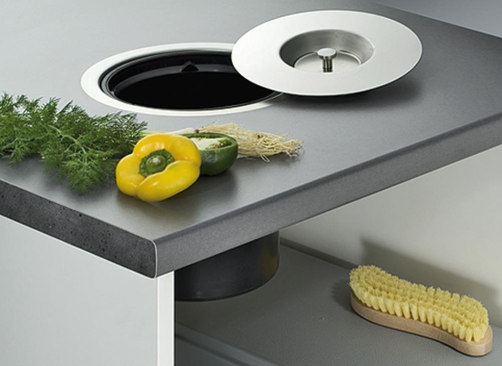 Pattumiera Design Cucina