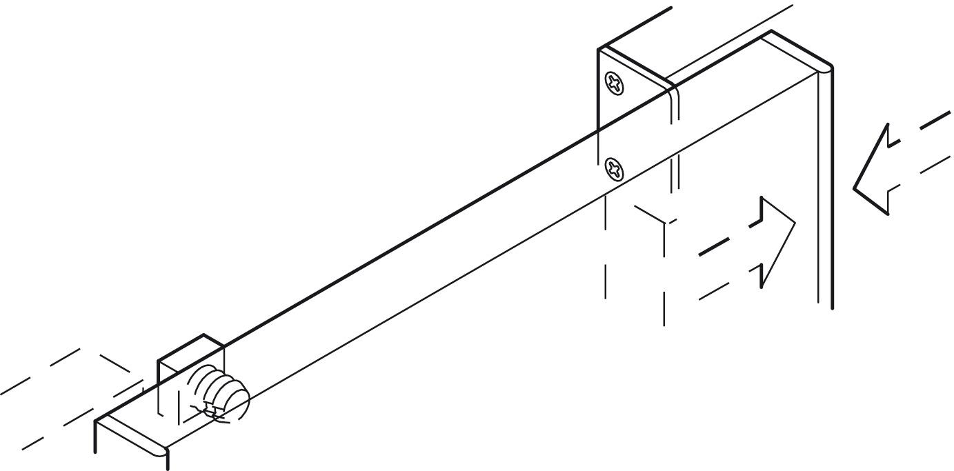 Follower, Prevents collision of handle profiles when