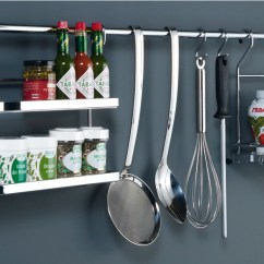 Kitchen Rail System Sink Manufacturers Railing Post Polished Chrome In The Hafele