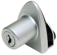Single Door Lock, for Glass Door - in the Hfele America Shop