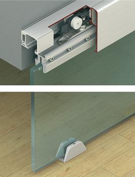 sliding door fitting hafele slido