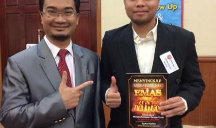 saya dan mahaguru emas Malaysia