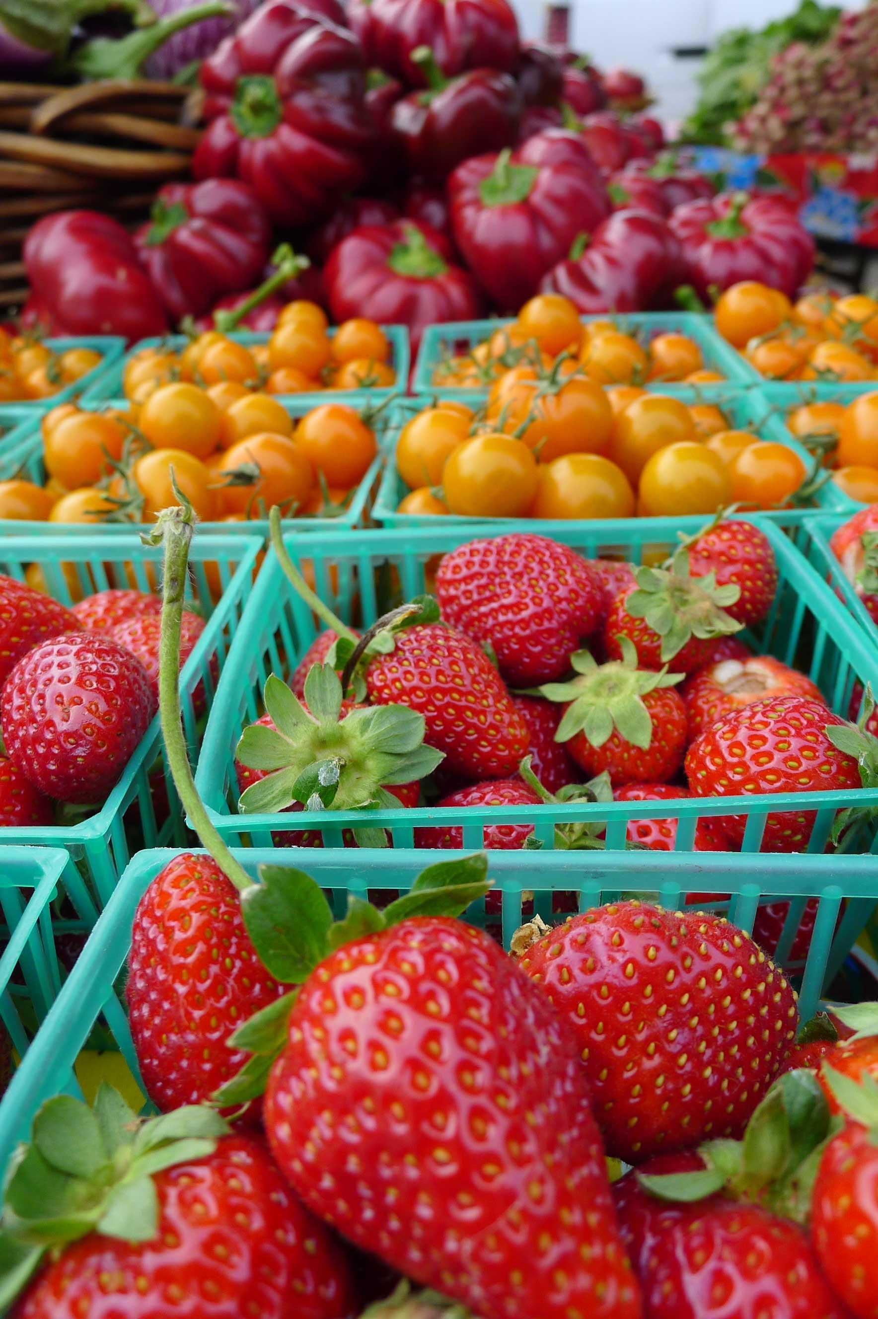 Online Fresh Produce Market