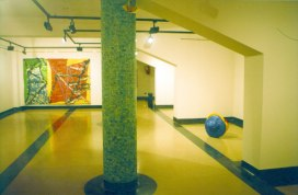 Frozenpoliabyectano. Exposición en Amorebieta, 2001.