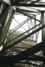 Torre del Guggenheim. Fotografía, 15x10. 1998.