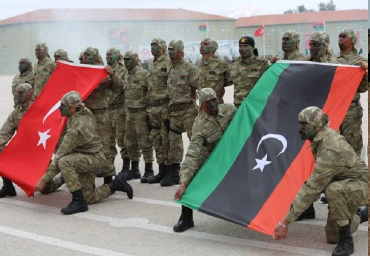 هكذا يمكن تفسير دور تركيا المتنامي في الصراع الليبي Hafryat