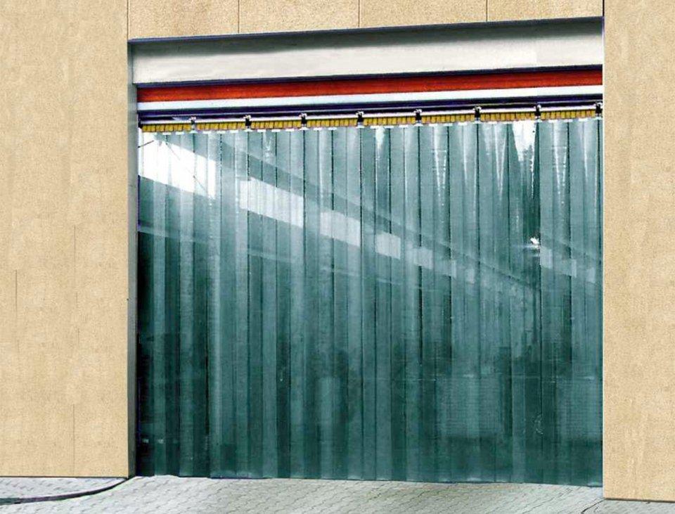 EV Curtain  PVC Strip Curtain I Thermal Break Doors  HAG UK