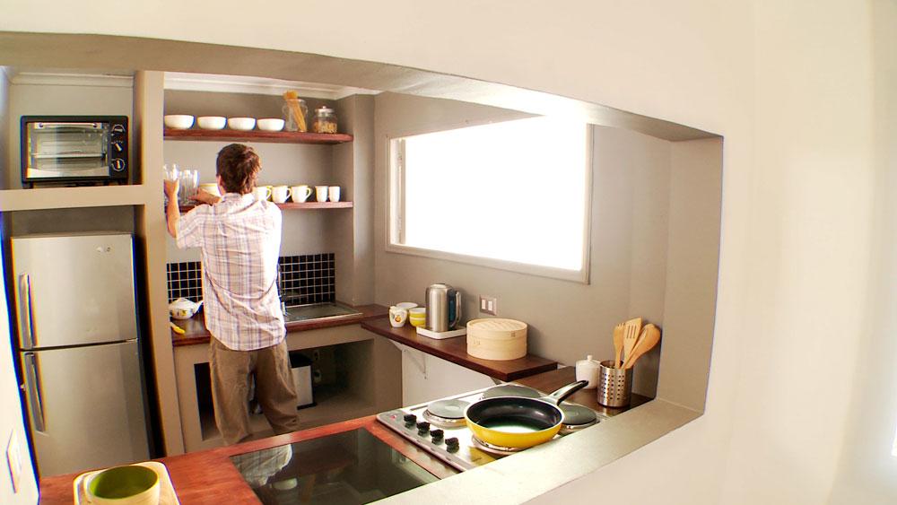 Hgalo Usted Mismo  Cmo hacer una cocina en obra