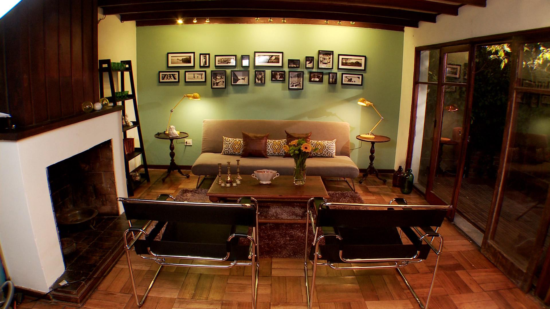 Hgalo Usted Mismo  Cmo mejorar un espacio con pintura y decoracin