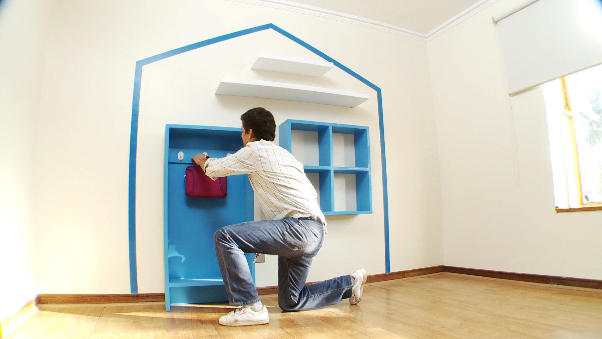 Repisas cuartos t Muebles nios Repisas y Muebles