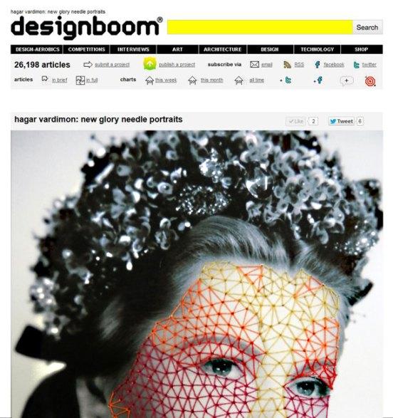 Designboom, 2012