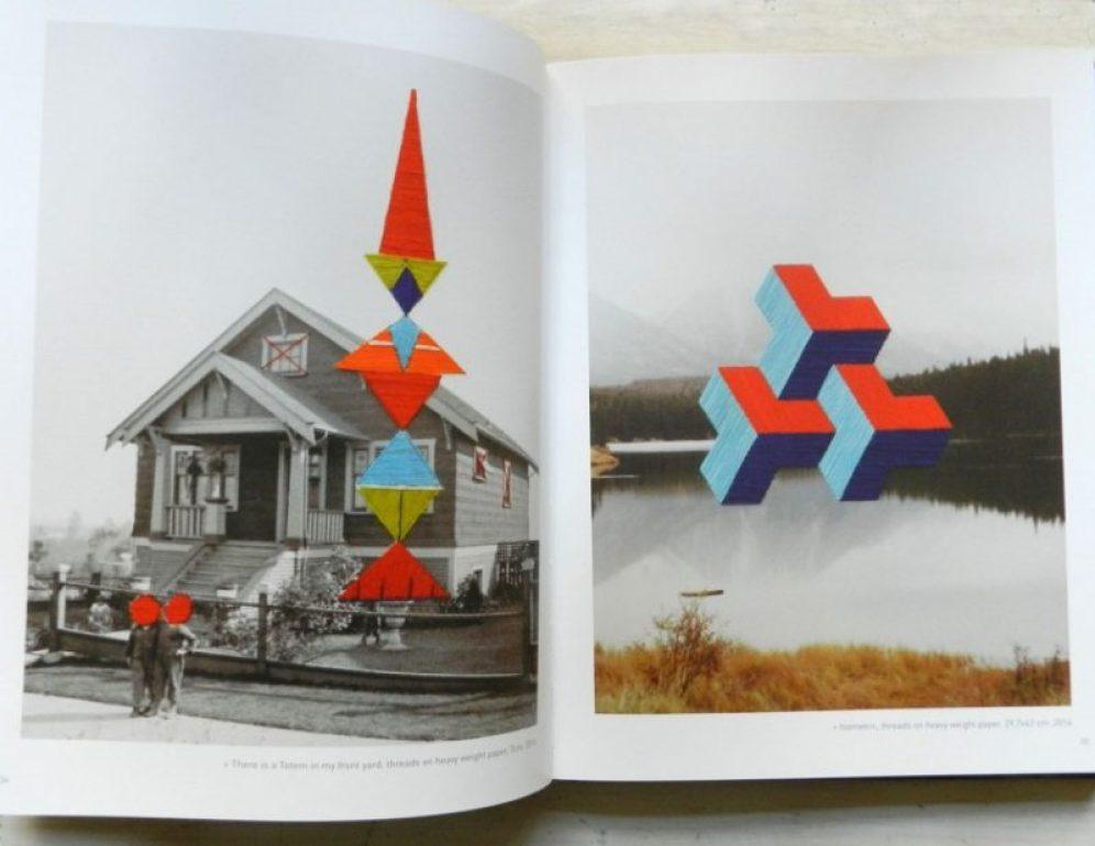 Stitched Illustration, Needlework, Monsa publications