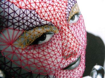 Embroidery - Photography - Hagar Vardimon - New Glory