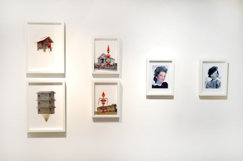 Robert Mann Gallery, New York, The Embroidered Image, 2014