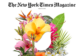 cover New York times magazine
