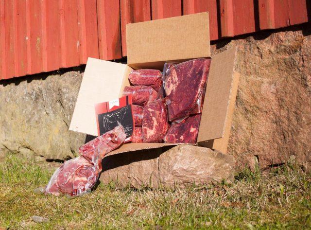 ekologisk köttlåda falköping, falbygden