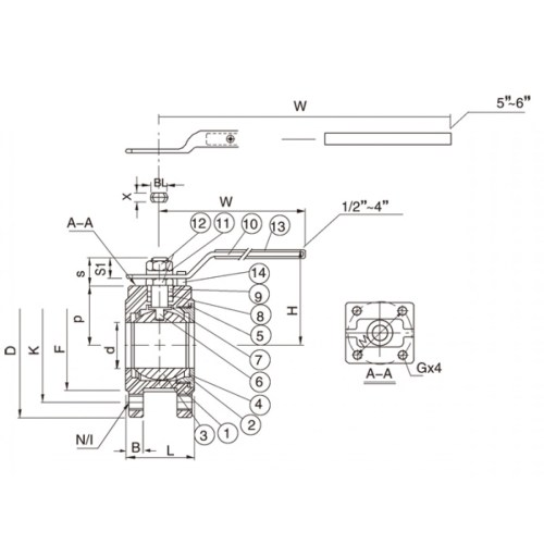 small resolution of diagram of ball valve