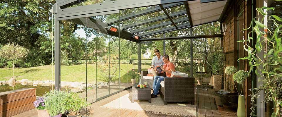 Hagedorn Plant Und Baut Ihre Terrasse Zum Wintergarten Um
