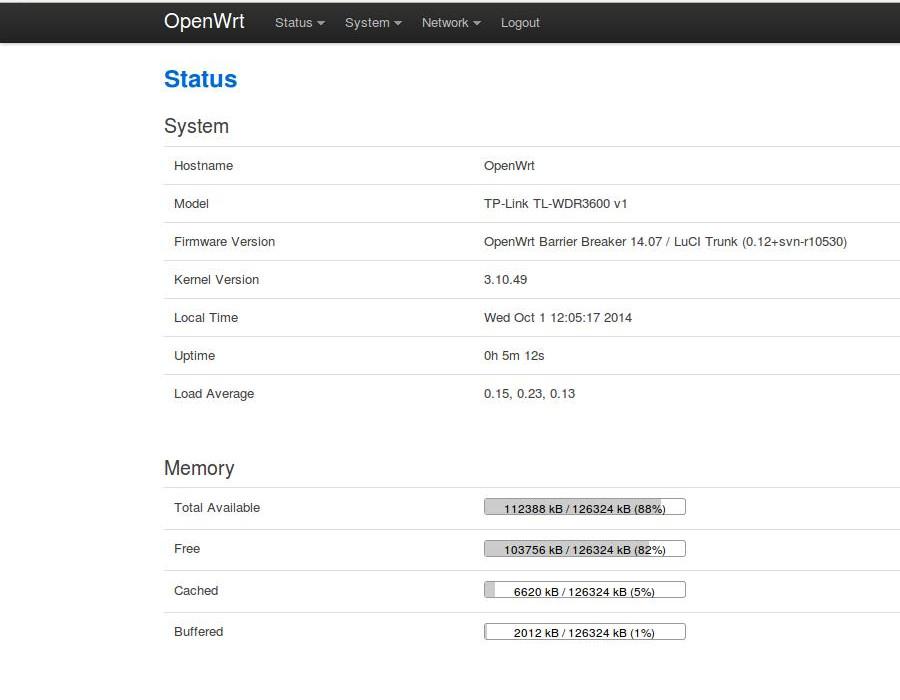 Einen TP Link N600 mit Openwrt flashen