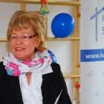 Gisela Gutheil spricht über Lesekultur in der Schule