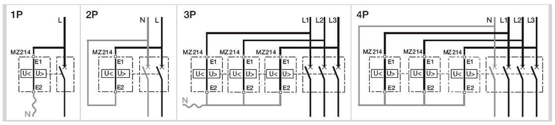Lighting Wiring Diagram House Mounting Amp Wiring Diagram Hager