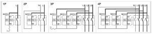 Mounting & Wiring Diagram Hager