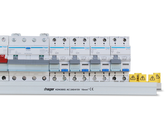 rcd wiring diagram 85 f150 space saving 4p rcbo rules compliant