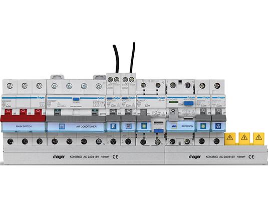 rcd wiring diagram 1000 watt inverter circuit space saving 4p rcbo design