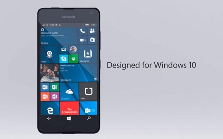 Cricket sudah mulai jual Microsoft Lumia 650 di AS