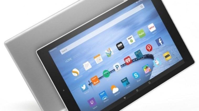 Kenalin nih, tablet baru Amazon Fire HD 10 yang lebih premium dan keren