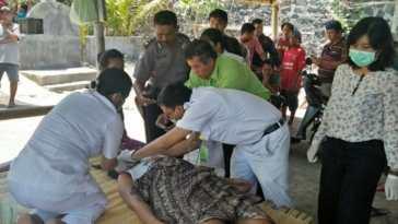 Diduga karena persoalan arisan, ibu rumah tangga di Buleleng Bali nekat mengakhiri hidupnya dengan gantung diri