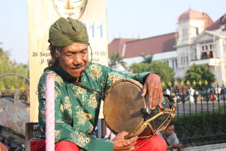 Musisi jalanan Yogyakarta Sujud Kendang meninggal dunia