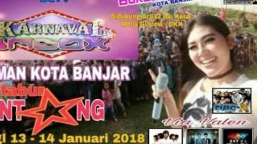 Puluhan artis ibu kota bakal meriahkan acara Karnaval Inbox SCTV di KOta Banjar