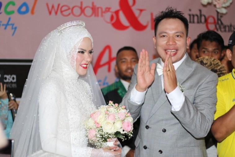 Beredar video briefing pernikahan Vicky Prasetyo - Angel Lelga, tuh kan ketahuan!