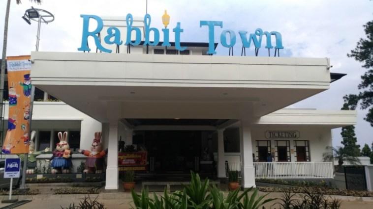 Heboh, tempat wisata kekinian Rabbit Town di Bandung ini ternyata plagiat