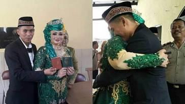 Tak mendapatkan restu dari Ibu, pasangan ini terpaksa menikah di kantor polisi