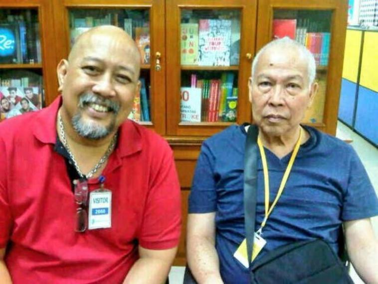 Tanah Air kembali berduka, Rudy Badil Pendiri Warkop DKI meninggal dunia