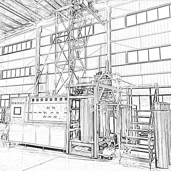 C-150D supercritical co2 extraction machine