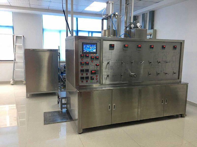 Supercritical fluid drying equipment